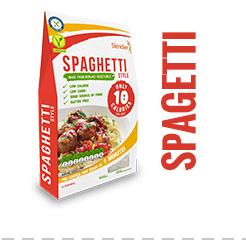 Bio Nízkokalorické Těstoviny Slendier - spagetti