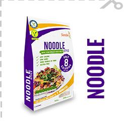 Bio Nízkokalorické Těstoviny Slendier - noodle