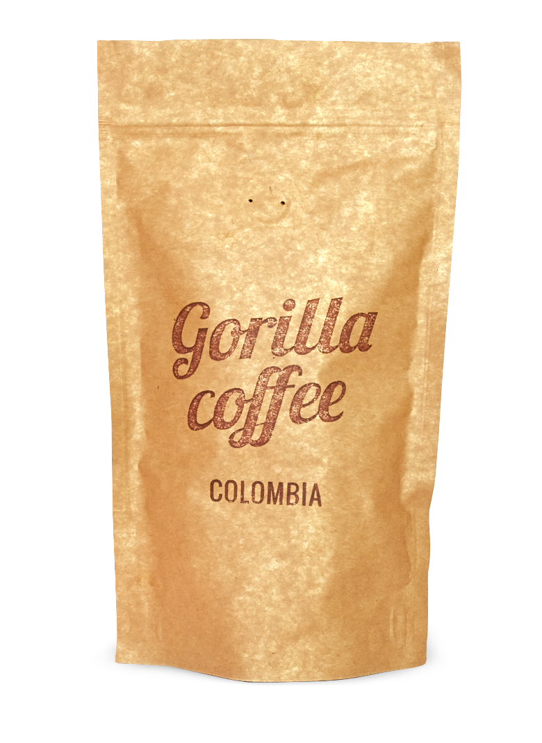 GORILLA Coffee Colombia Supremo