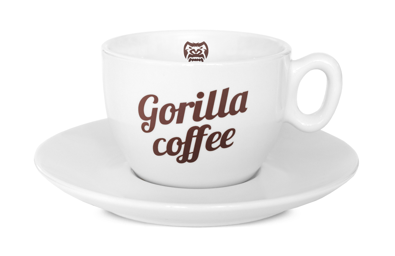 GORILLA Coffee šálek 170 ml