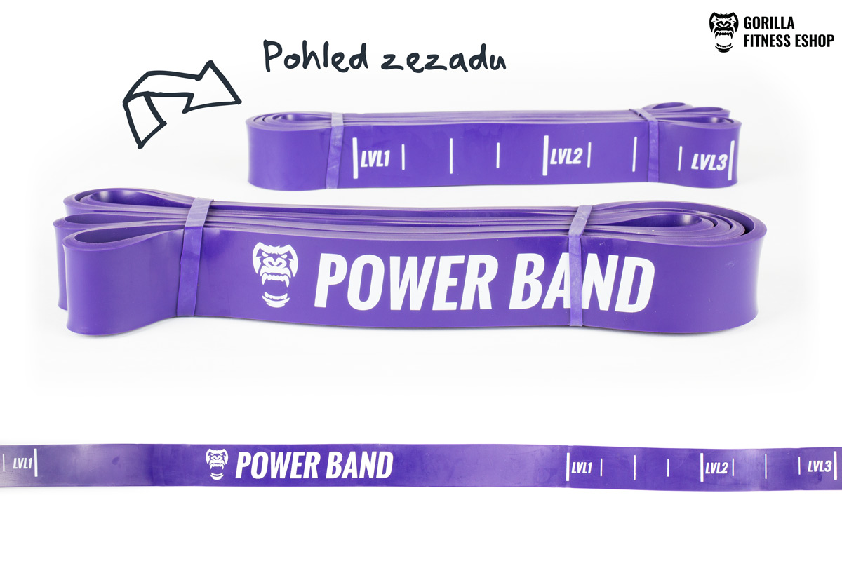 Power Band - posilovací guma