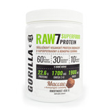RAW7 SuperFood Protein 456 g - rostlinný protein