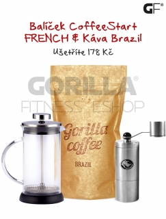 Balíček Coffee Start French press