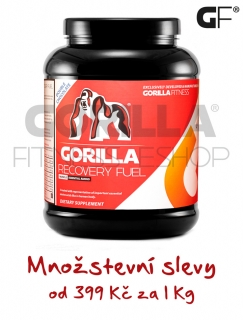 GORILLA RECOVERY Fuel 1 kg - gainer