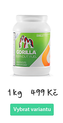 GORILLA Burnout Fuel 1 kg