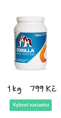 GORILLA RAW Protein 1 kg