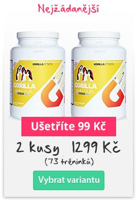 GORILLA AMINO Fuel - aminokyselinový drink 2 ks - ušetřete s množstevní slevou